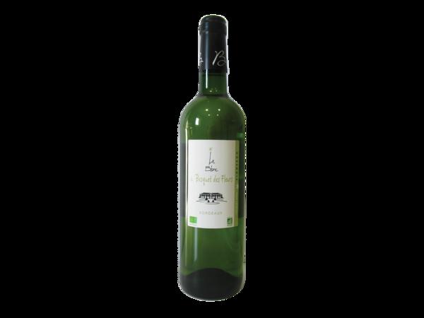 Bordeaux Le Blanc du Bosquet des Fleurs BIO 75 cl