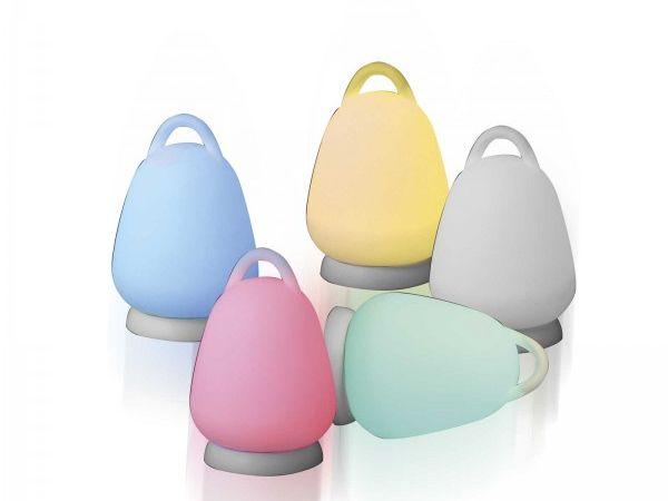 Lampe à leds RGB avec poignée