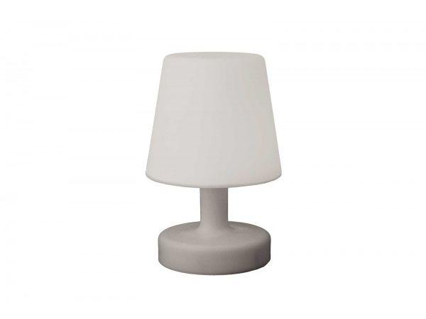 Lampe autonome modèle abat-jour