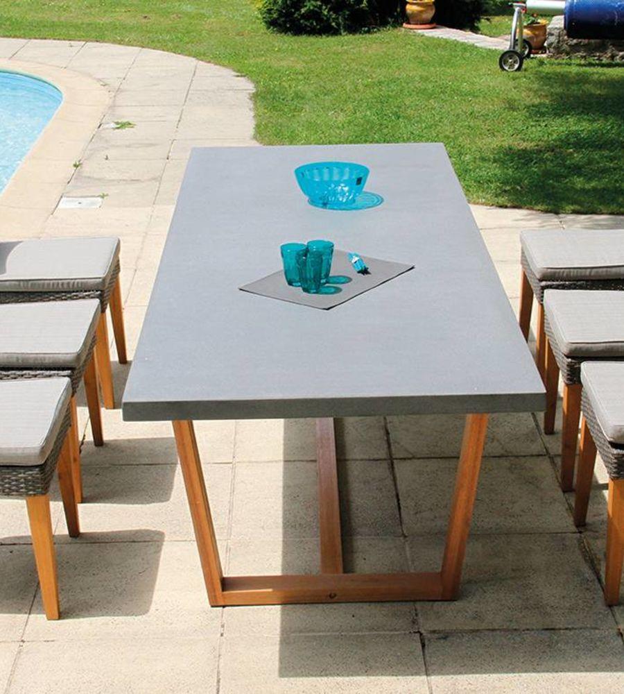 Ensemble Newport (1 table + 6 chaises)